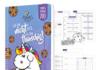 Pummeleinhorn Kalender